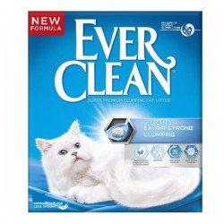 Ever Clean Ekstra Güçlü Parfümsüz Kedi Kumu 6Lt