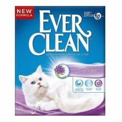 Ever Clean Lavender Lavanta Kokulu Kedi Kumu 10 Lt 2 li Paket