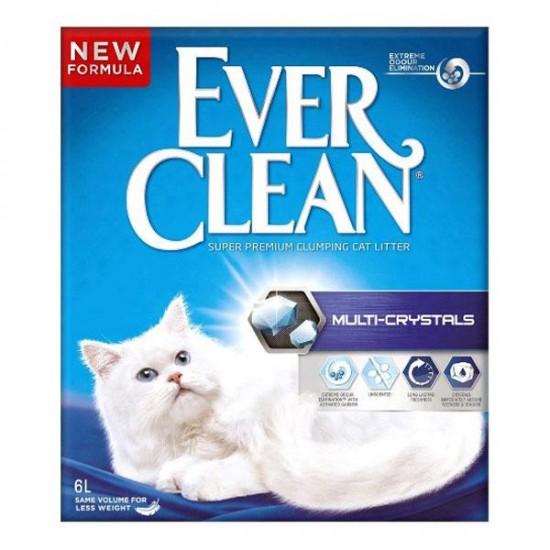 Ever Clean Multi Kristal Kedi Kumu 6Lt