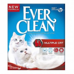 Ever Clean Multiple Cat Topaklasan Kedi Kumu 10 Lt