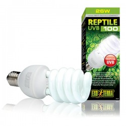 Exo Terra Reptile UVB 100 26W
