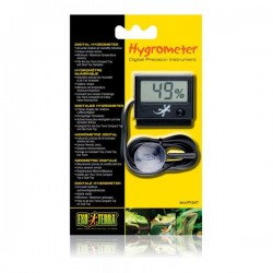 Exo Terra Digital Hygrometer - Nem Ölçer