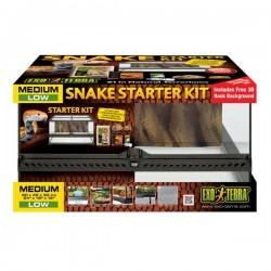 Exo Terra Snake Teraryum Kit 60x45x30cm
