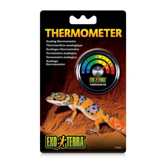 Exo Terra Yuvarlak Thermometer