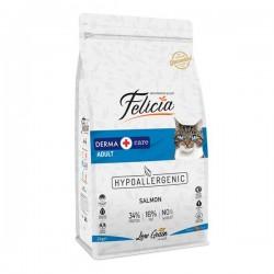 Felicia Az Tahıllı Somonlu Yetişkin Kedi Maması 2 Kg
