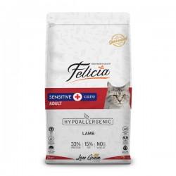 Felicia Az Tahıllı Kuzu Etli HypoAllergenic Kedi Maması 2 Kg