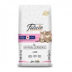 Felicia Az Tahıllı Kuzu Etli Yavru Kedi Maması 12 Kg