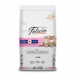 Felicia Az Tahıllı Kuzu Etli Yavru Kedi Maması 2 Kg