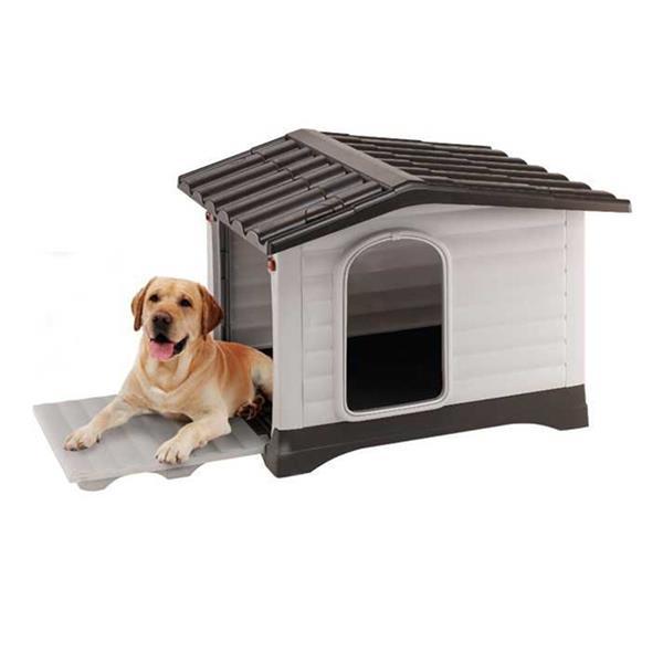 Ferplast Dog Villa 90 Plus Köpek Kulübesi