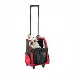 Ferplast Trolley Large Çekçekli Kedi Köpek Taşıma Çantası