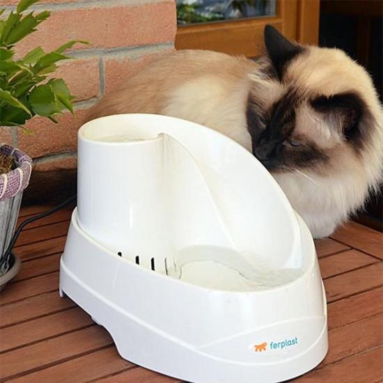 Ferplast Şelale Otomatik Kedi Su Kabı 2 Lt