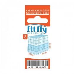 Fit Fly Lüx Kapalı Kafes Tülü S
