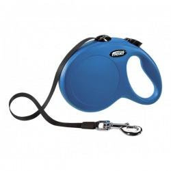 Flexi New Classic 5M Şerit Large Mavi