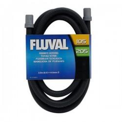 Fluval 106/206/107/207 Yedek Hortum 2.5 Metre