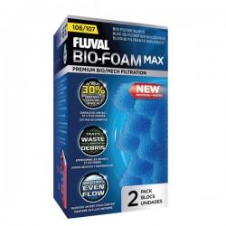 Fluval 106 107 Bio Foam Max Biyolojik Sünger 2li Paket