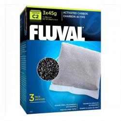 Fluval C2 Filtre Karbonu 3x45 gr