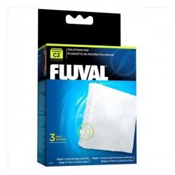 Fluval C2 Filtre Süngeri 3lü
