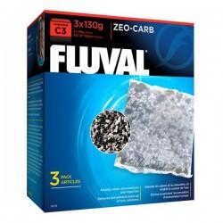 Fluval C3 Zeo Karbon 3x140 Gr