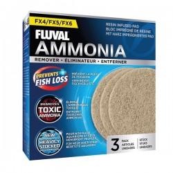 Fluval FX4/6 Amonyak Remover 3 lü Paket