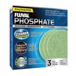 Fluval FX4-FX5-FX6 İçin Phosphate Giderici 3lü Paket