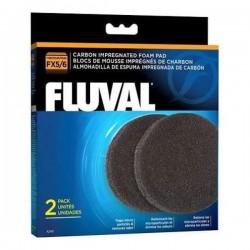 Fluval FX5/FX6 Karbonlu Biyolojik Filtre Süngeri 2'li