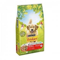 Friskies Active Etli Yüksek Enerji Köpek Maması 10Kg