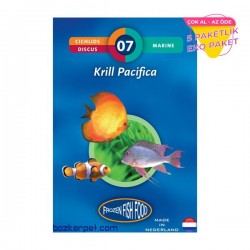 Frozen Krill Pacifica Dondurulmuş Yem 5 li Paket