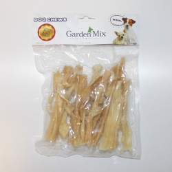 Gardenmix Kurutulmuş Kuzu Kelle Derisi Beyaz 100G