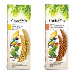 Gardenmix Sarı Dal Darı ve Kırmızı Dal Darı Mix Set