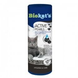 Gimcat Biokats Active Pearls Kedi Kumu Koku Giderici Aktif Karbonlu 700gr