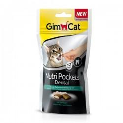 Gimcat Nutripockets Dental Kedi Ödülü 60gr