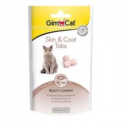 Gimcat Skin Coat Deri Tüy Bakım Ödül Tableti 40 gr