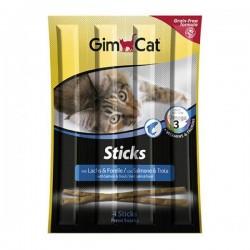 Gimcat Sticks Somon ve Alabalık Ödül Çubukları 4'lü