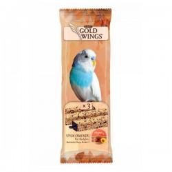 Gold Wings Ballı Kraker 3'lü