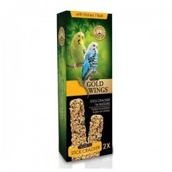 Gold Wings Premium Ballı Muhabbet Krakeri 2 Li