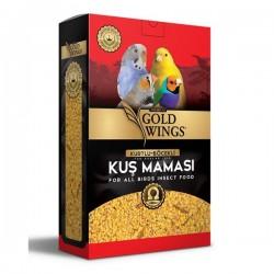 Gold Wings Premium Böcekli Kuş Maması 1 Kg