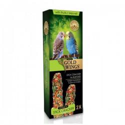 Gold Wings Premium Meyveli Muhabbet Krakeri 2 Li