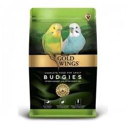 Gold Wings Premium Muhabbet Kuşu Yemi 1Kg