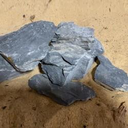Grey Akvaryum Dekor Kayası 1 Kg
