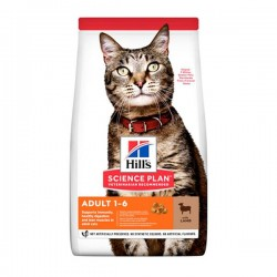 Hills Adult Kuzu Etli Yetişkin Kedi Maması 10Kg