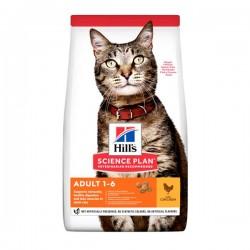 Hills Adult Tavuklu Yetişkin Kedi Maması 3Kg