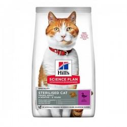 Hills Sterilised Ördekli Kısırlaştırılmış Kedi Maması 10 Kg