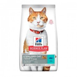 Hills Sterilised Ton Balıklı Kısırlaştırılmış Kedi Maması 15 Kg