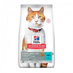 Hills Sterilised Ton Balıklı Kısırlaştırılmış Kedi Maması 3Kg