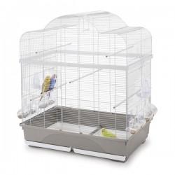 Imac Ginevra Kanarya Kuş Kafesi Beyaz