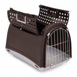 Imac Linus Cabrio Kedi Köpek Taşıma Çantası Kahverengi