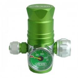 Ista Basınç Ayarlı Co2 Regülatör Dolumlu Tüpler İçin Green