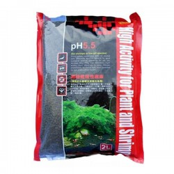 Ista Shrimp Soil Karides Toprağı pH 5.5 2Lt