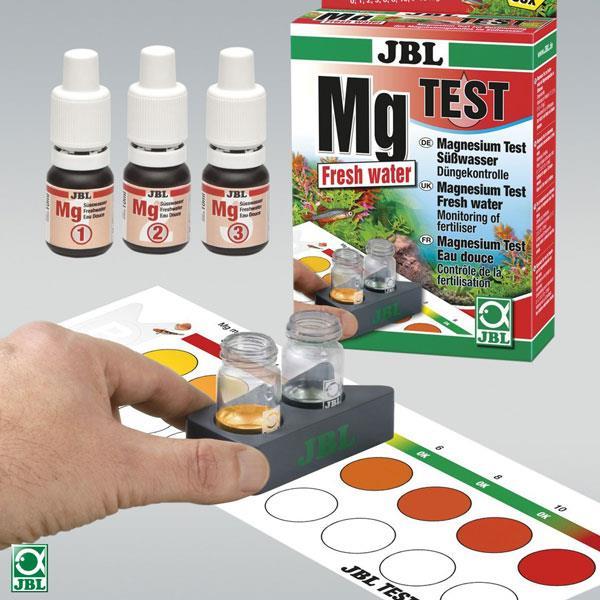 Jbl Mg Magnezyum Testi