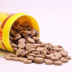 JBL Novo Tab Etçil Tablet Balık Yemi 500 Adet - Kovadan Bölme